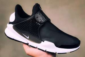 Nike 全新 Sock Dart 皮革版曝光【今日信息】