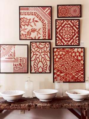 塑造家居风格的照片墙 打造各种你想要信息