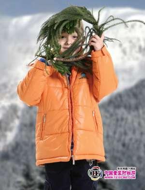 哈利·比蒂童装 演绎儿童的自然天性  生活