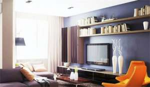 书架电视墙施工注意 如何选购书架电视墙资讯生活