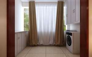 资讯生活阳台窗帘要怎么选 阳台窗帘一般多高